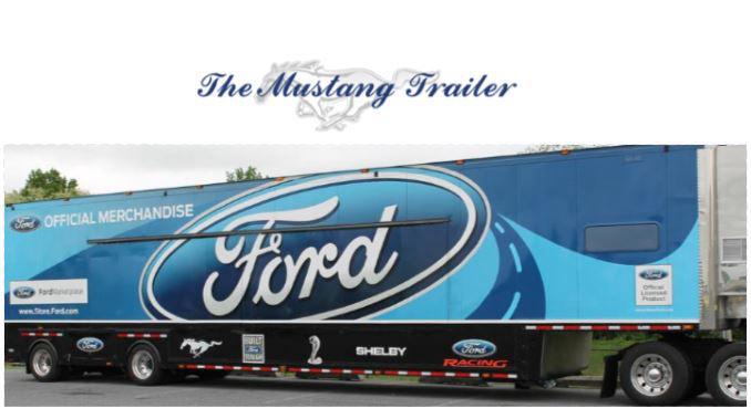 The Mustang Trailer