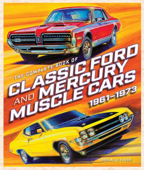 Classic Ford and Mercury Muscle Cars